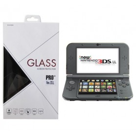 Pellicola Glass Screen Protector New 3DS XL