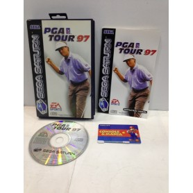 PGA TOUR 97 SEGA SATURN  PAL USATO