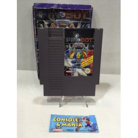 PIN BOT Nintendo NES USATO