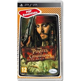 Pirates Of The Caribbean PSP