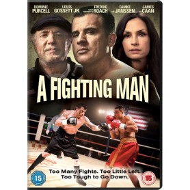 A Fighting Man (solo disco) DVD USATO
