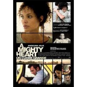 A Mighty Heart (solo disco) DVD USATO