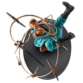 BANPRESTO  One Piece Pauly