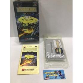 POPULOUS S.Famicom Jap USATO