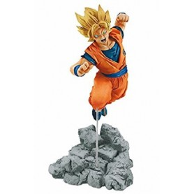 Banpresto - Figure Dragon Ball Super Saiyan Goku