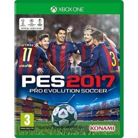 Pro Evolution Soccer (PES) 2017  XONE USATO