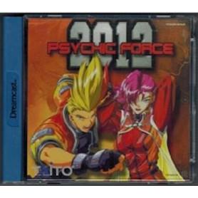 PSYCHIC FORCE 2012 Dreamcast PAL /UK USATO-