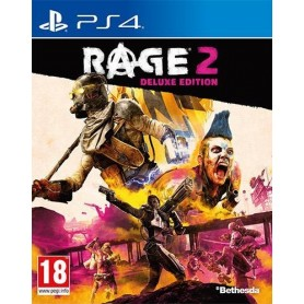 Rage 2 - Deluxe Edition PS4