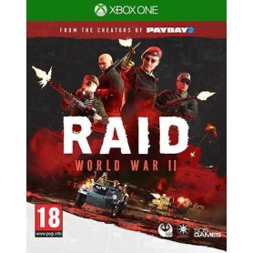 Raid. World War II XONE USATO