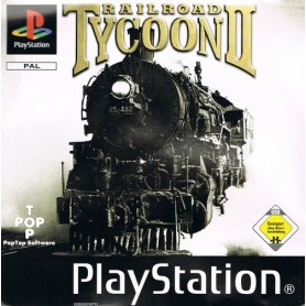 RAILROAD TYCOON II (pal/import) PSX USATO