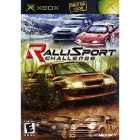 RALLY SPORT 2 challenger pal XBOX