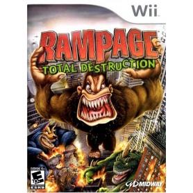 Rampage Total Destruction (no istruz) WII-USATO-