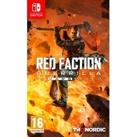 Red Faction Guerrilla - ReMarsTered Switch