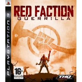 RED FACTION GUERRILLA PS3 - USATO