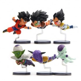 Banpresto Dragon Ball Super WCF Assortiment 7 cm (Pz singolo)
