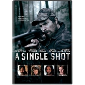 A Single Shot (solo disco) DVD USATO