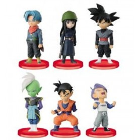 Banpresto Dragon Ball Z Super - Mini Figurine Wcf Vol.6 (Pz singolo)