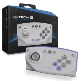 RETRON 5 Controller wireless Bluetooth (Grigio)