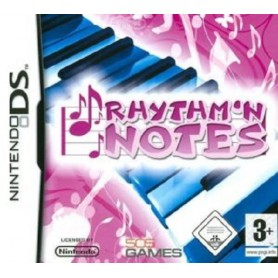 RHYTHM''N NOTES PAL DS  USATO