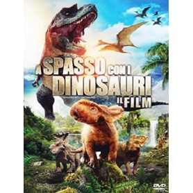 A spasso con i dinosauri (solo disco) DVD USATO