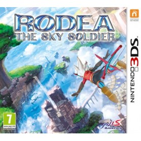 Rodea The Sky Soldier 3DS -USATO