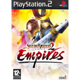 SAMURAI WARRIORS 2 Empires PS2