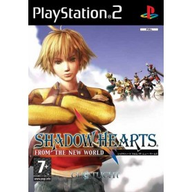 SHADOW HEART FROM THE NEW WORLD PS2