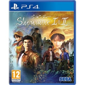 Shenmue HD I & II PS4