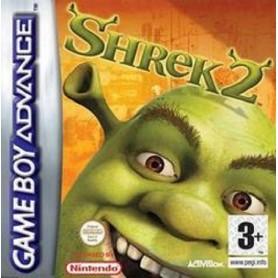 SHREK 2 GBA