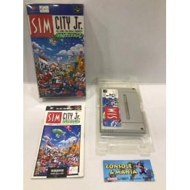 SIM CITY S.Famicom Jap USATO