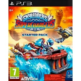Skylanders SuperChargers PS3 - USATO