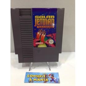 SOLAR JETMAN Nintendo NES USATO PAL