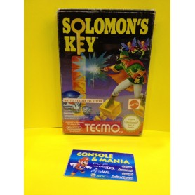 SOLOMON'S KEY N.NES PAL USATO