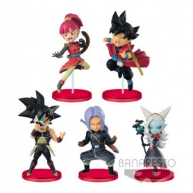 Banpresto WCF Super Dragon Ball Heroes -Collection - 7cm (Pz singolo)