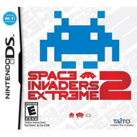 Space Invaders Extreme 2 DS