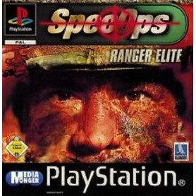 SPEC OPS:Ranger elite (pal/import) PSX USATO