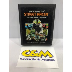 STREET RACER ATARI -2600 USATO