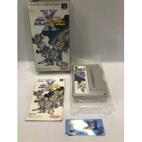 Super Gatyapon World Gundam X S.Famicom Jap USATO