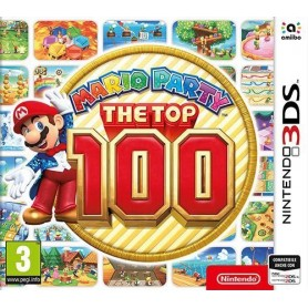 Super Mario Party The Top 100 3DS