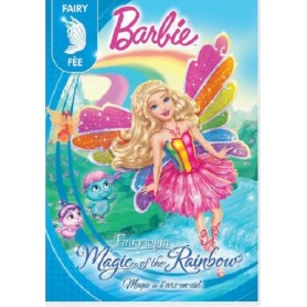 Barbie Fairytopia Magic (solo disco) DVD USATO