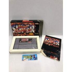 Super Street Fighter II S.NES ntsc USATO