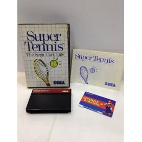 SUPER TENNIS SEGA M.SYSTEM PAL USATO