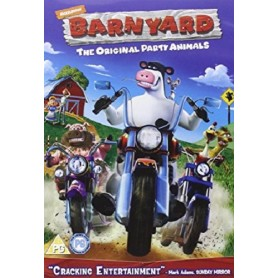 Barnyard (solo disco) DVD USATO