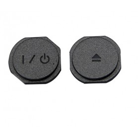 Tasti (2 pz) Press & Power Eject Button Part for PS3 Slim