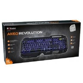 Tastiera Gaming AK60 Revolution PC