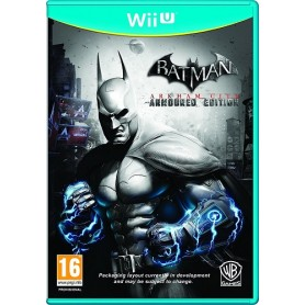 Batman Arkham City: Armored Ed WII-U - USATO