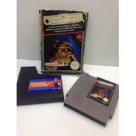 THE CHESS MASTER Nintendo NES USATO