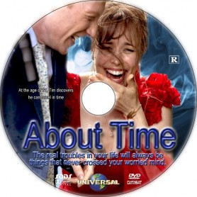 About Time (solo disco) DVD USATO