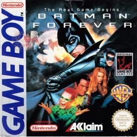 Batman Forever (solo card) Nintendo GAME BOY USATO