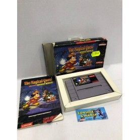 THE MAGICAL QUEST S.NES ntsc USATO